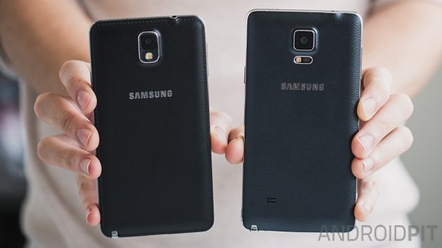 androidpit galaxy note 4 vs galaxy note 3 2