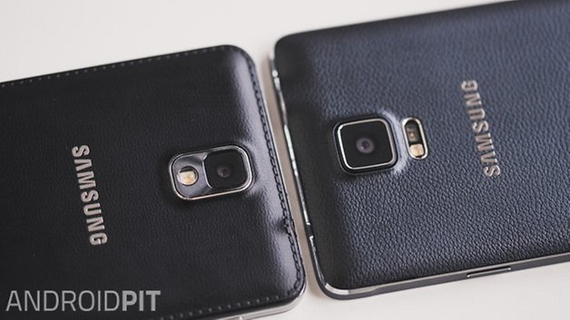 androidpit galaxy note 4 vs galaxy note 3 4