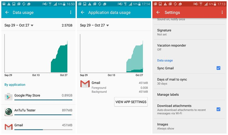 androidpit data saving tips