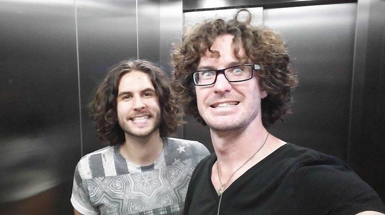 androidpit lg g4 elevator selfie 15
