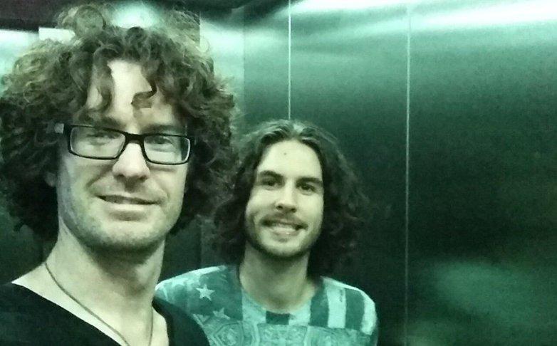 androidpit nexus 6 elevator selfie 2