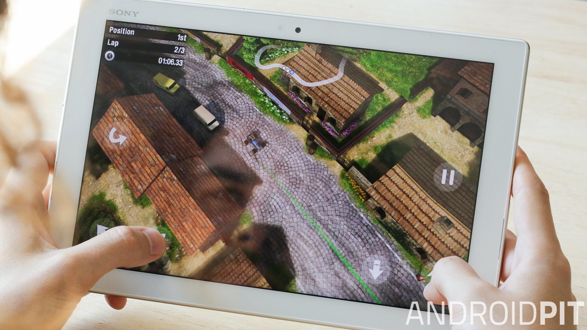 les meilleurs jeux de course sous android androidpit. Black Bedroom Furniture Sets. Home Design Ideas