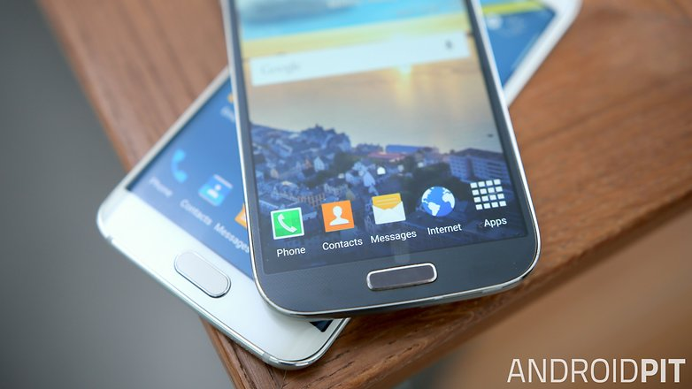 androidpit galaxy s4 galaxy s6 edge 2
