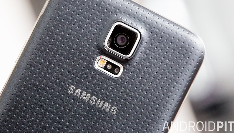 Galaxy S5 überlebt sieben Monate im Matsch