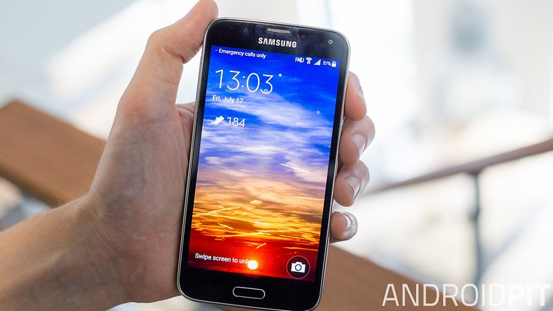 androidpit samsung galaxy s5 review 2