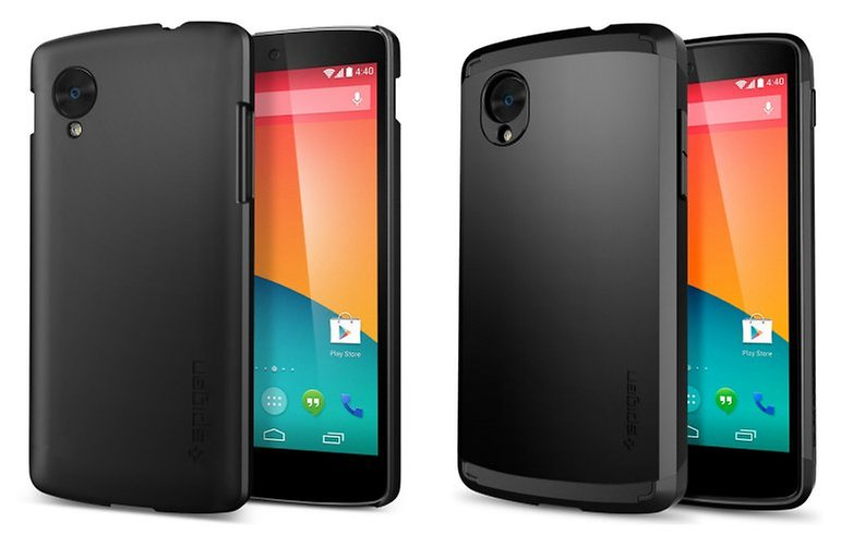 Best nexus 5 cases the top 5 for your money androidpit for Spigen nexus 5 template