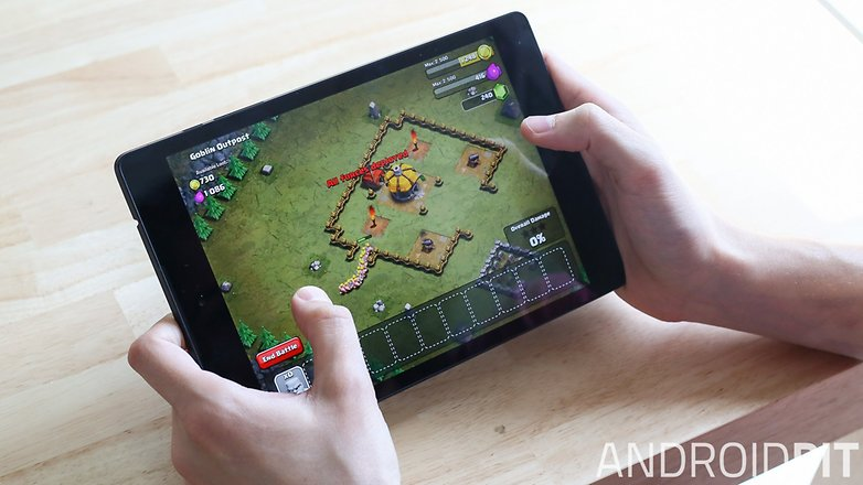 androidpit clash of clans hero photo 1