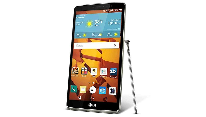 LG G Stylo price, release date, specs and features | AndroidPIT