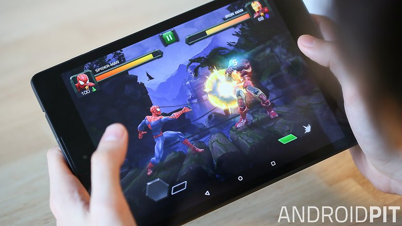 androidpit marvel game hero 1