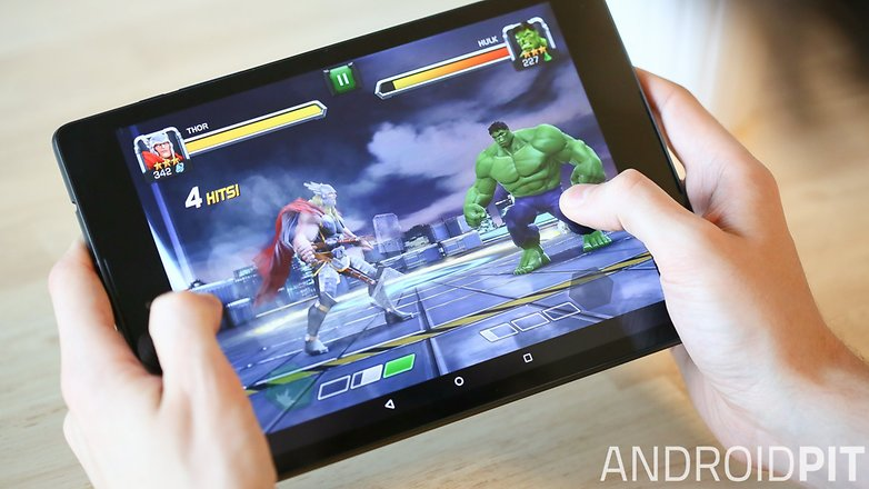 androidpit marvel game hero 4
