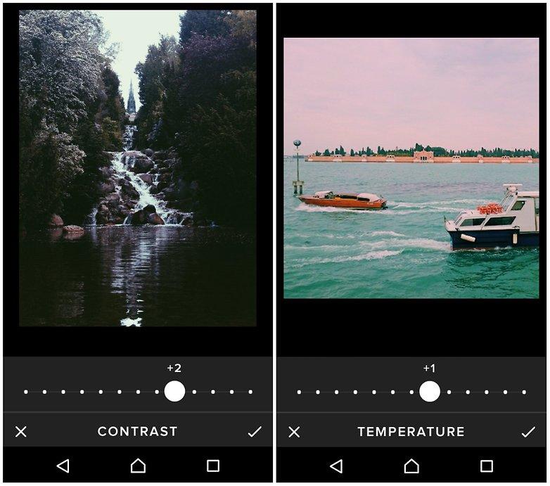 androidpit vsco cam screenshot