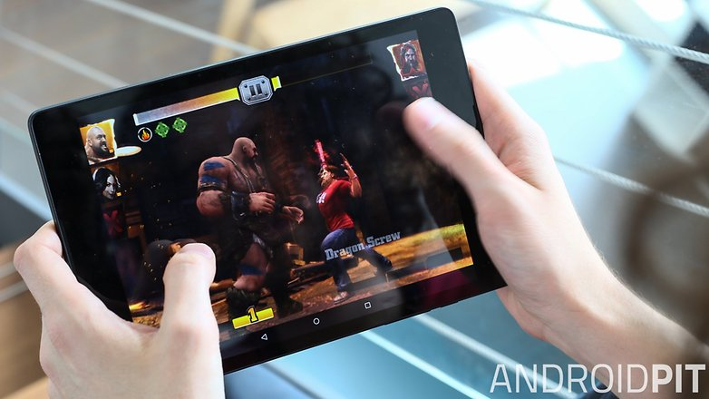 androidpit wwe immortals game hero 1
