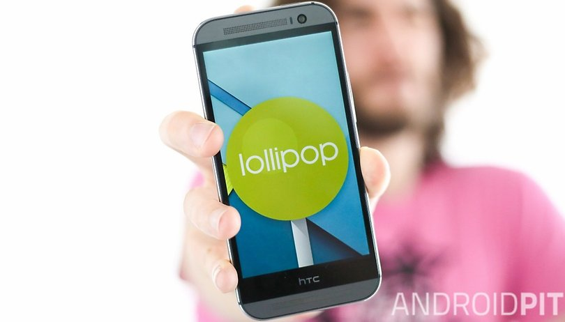 Android Lollipop: update overview for smartphones and