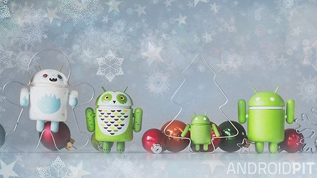 androidpit merry christmas teaser