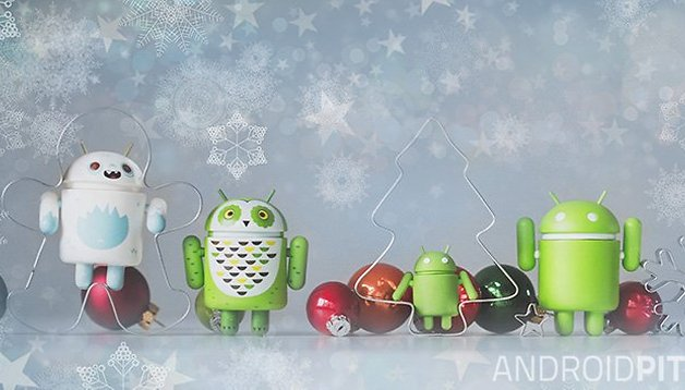 Season's Greetings from AndroidPIT!