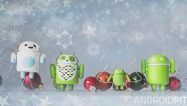 ¡AndroidPIT os desea Feliz Navidad!