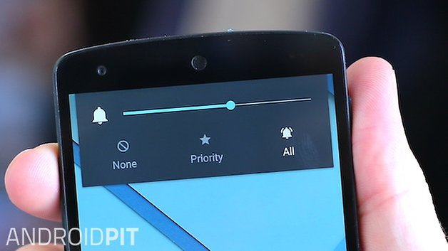 androidpit nexus 5 lollipop priority mode 5