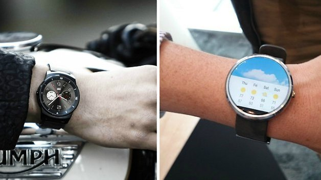 g watch r vs moto 360