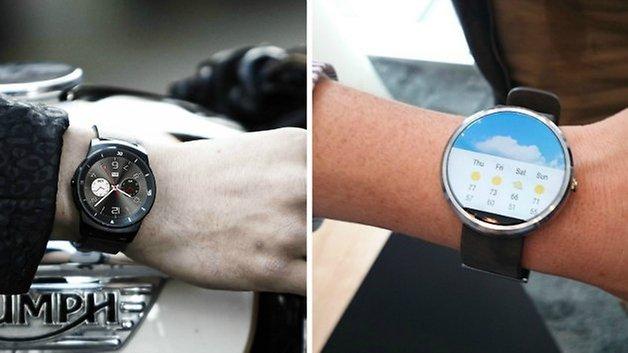 g watch r vs moto 360