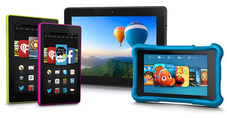 androidpit amazon fire tablet family large
