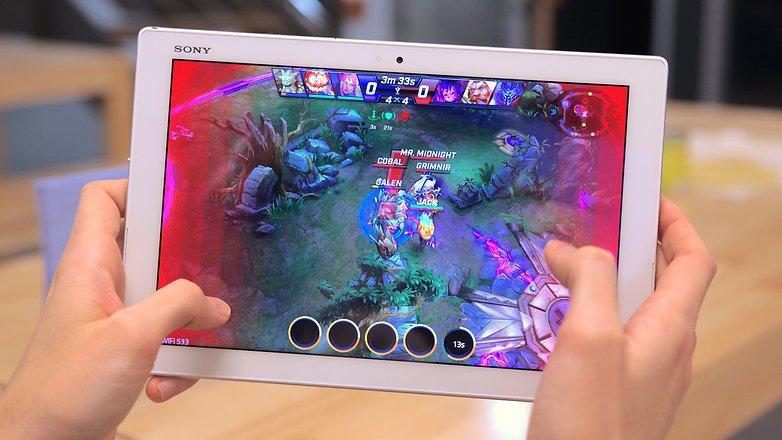 die besten tablet games