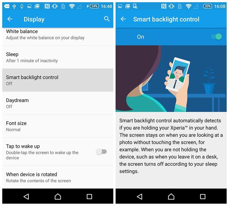 androidpit sony xpera z5 tips tricks 3