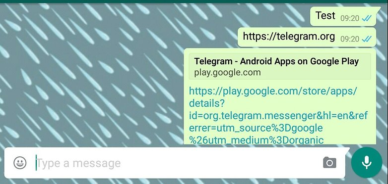androidpit telegram whatsapp