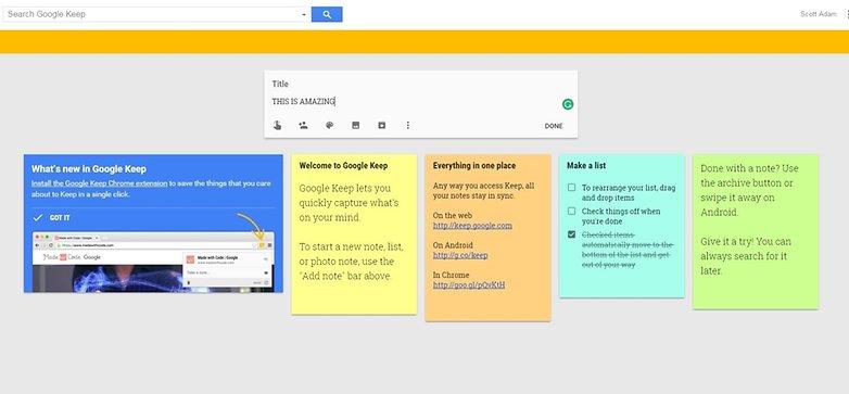 androidpit google keep browser version