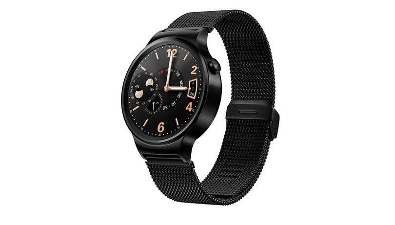 Giveaway: win a free Huawei Watch with this amazing offer from AndroidPIT