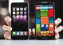 Motorola Moto X (2014) vs iPhone 6 comparison: American flagships do battle