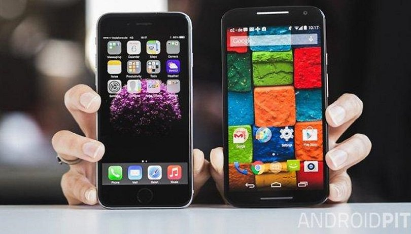Motorola Moto X (2014) vs. iPhone 6: qual você deve comprar?