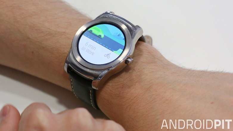 androidpit lg g watch urbane review 3