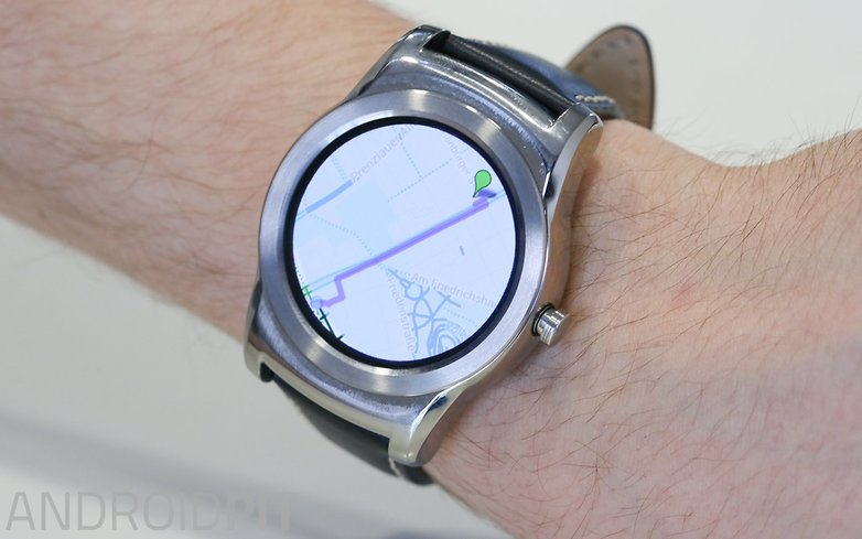 androidpit lg g watch urbane review 4