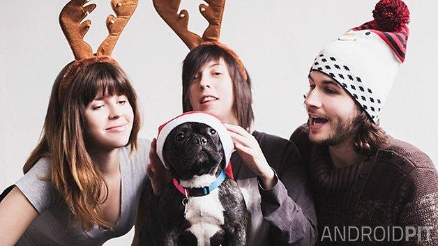 Christmas ANDROIDPIT dot com