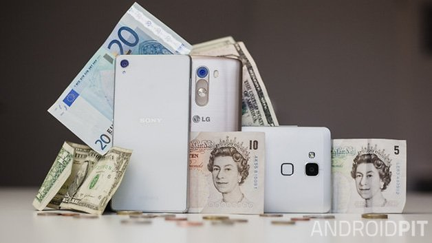 androidpit smartphone money 1