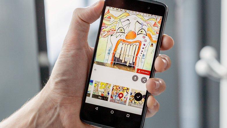AndroidPIT prisma app