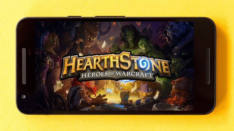 androidpit hearthstone hero 252