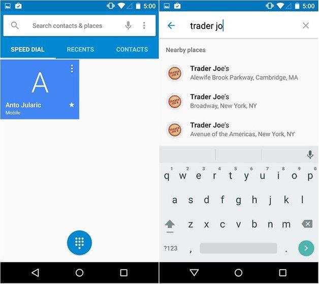 androidpit nexus 5 dial screen