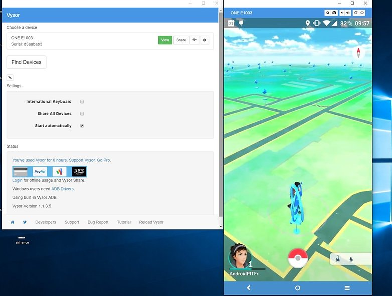 androidpit play pokemon go on pc