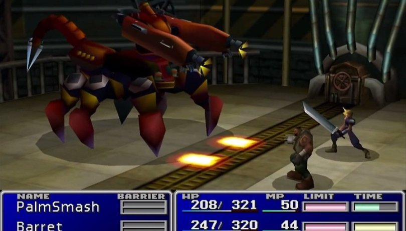 Take a deep breath: Final Fantasy VII is coming to Android