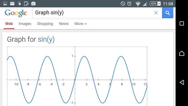 androidpit google search tips graphs