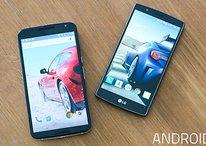 LG G4 vs Nexus 6 comparison: the big head-to-head