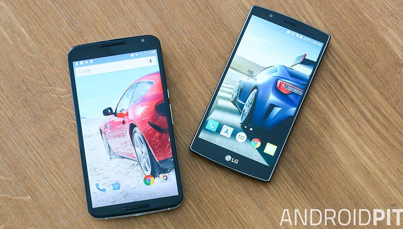 LG G4 vs Nexus 6 comparison: the big head-to-head