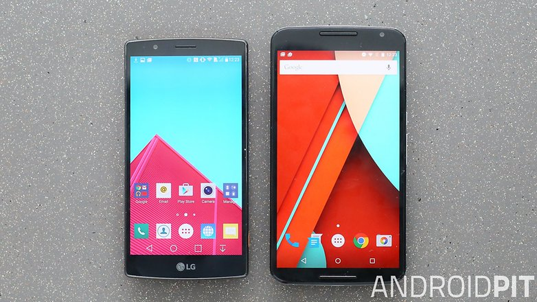 lg g4 vs nexus 6 comparison 23