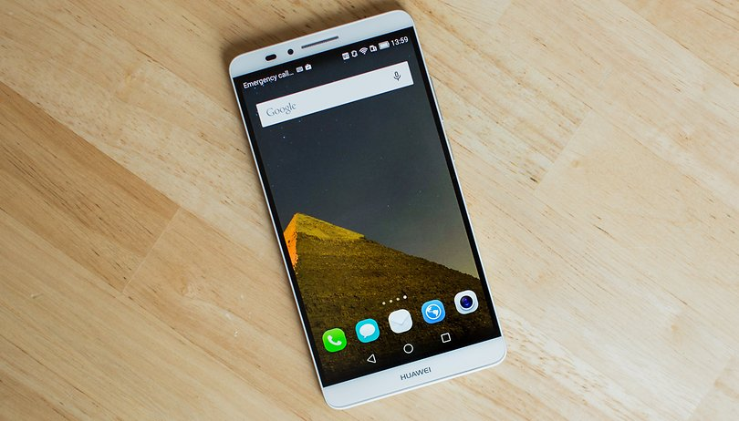 Huawei Ascend Mate 7 review: the best finger scanner on Android