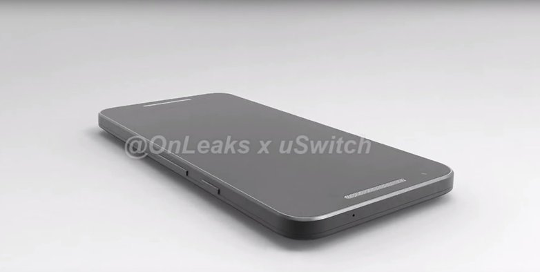 androidpit nexus 5 2015 leaked render front