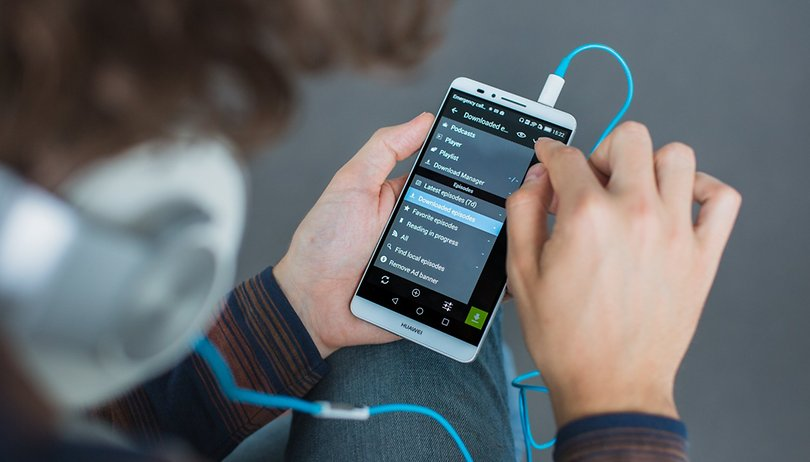 Plauschangriff: Die besten Podcast-Apps für Android
