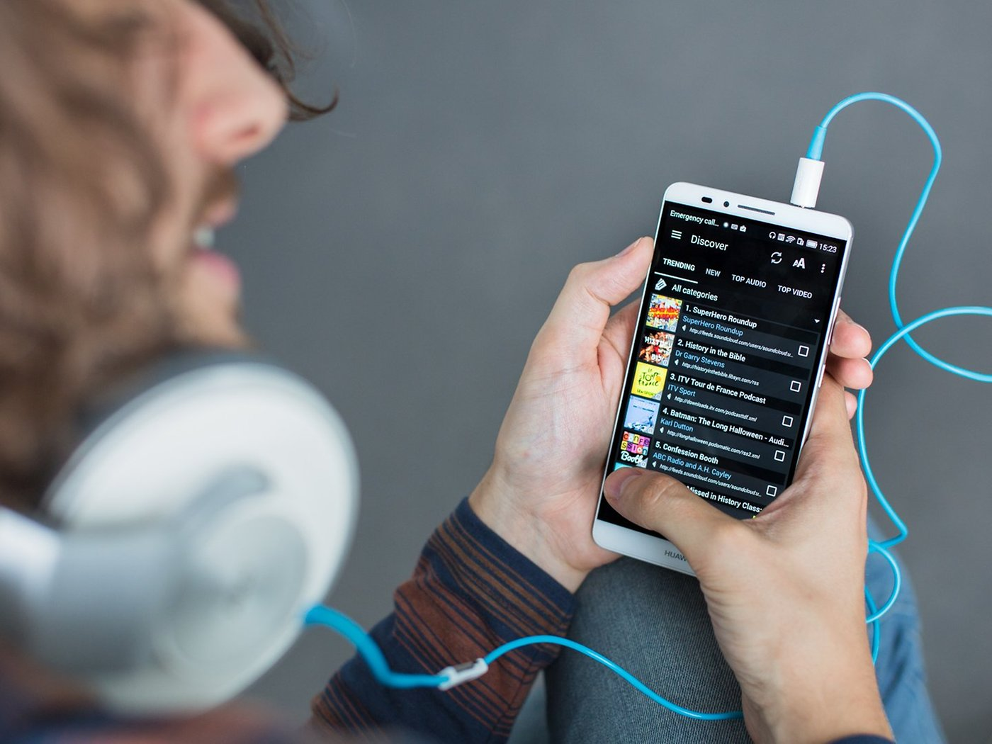 Best Android podcast apps: wrap your ears around these | AndroidPIT