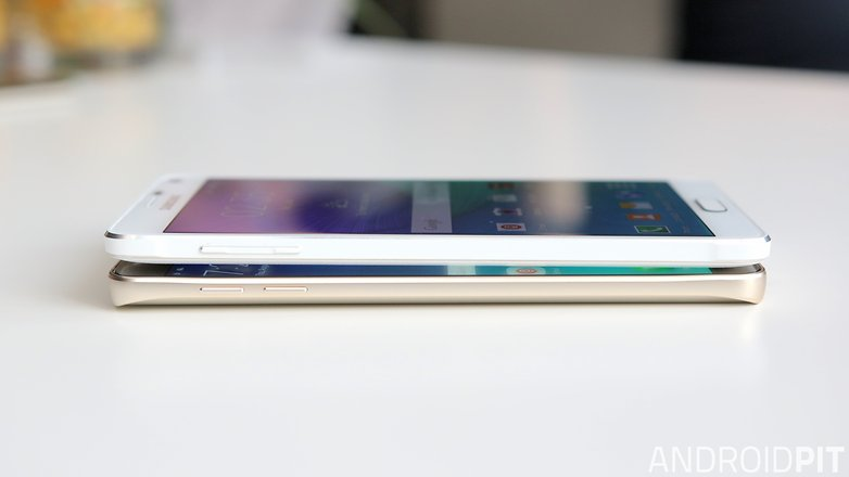 Androidpit Samsung Galaxy Note 5 Vs 4 3