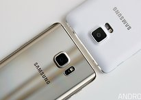 Galaxy Note 5 vs. Galaxy Note 4: bonito, mas totalmente complementar
